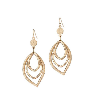 Double Luxe Loop Earrings $14.99