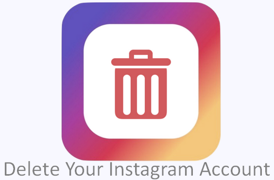 Delete Your Instagram Account