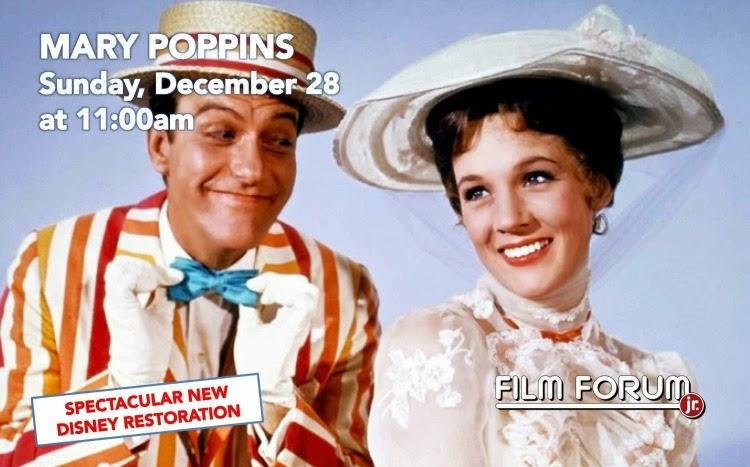 A Vintage Nerd, Vintage Blog, Film Forum Theater, Film Forum Jr, Classic Film Blog