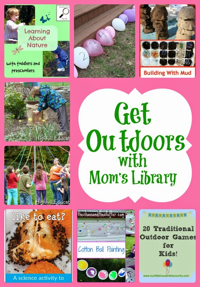Get Outdoors with Mom's Library