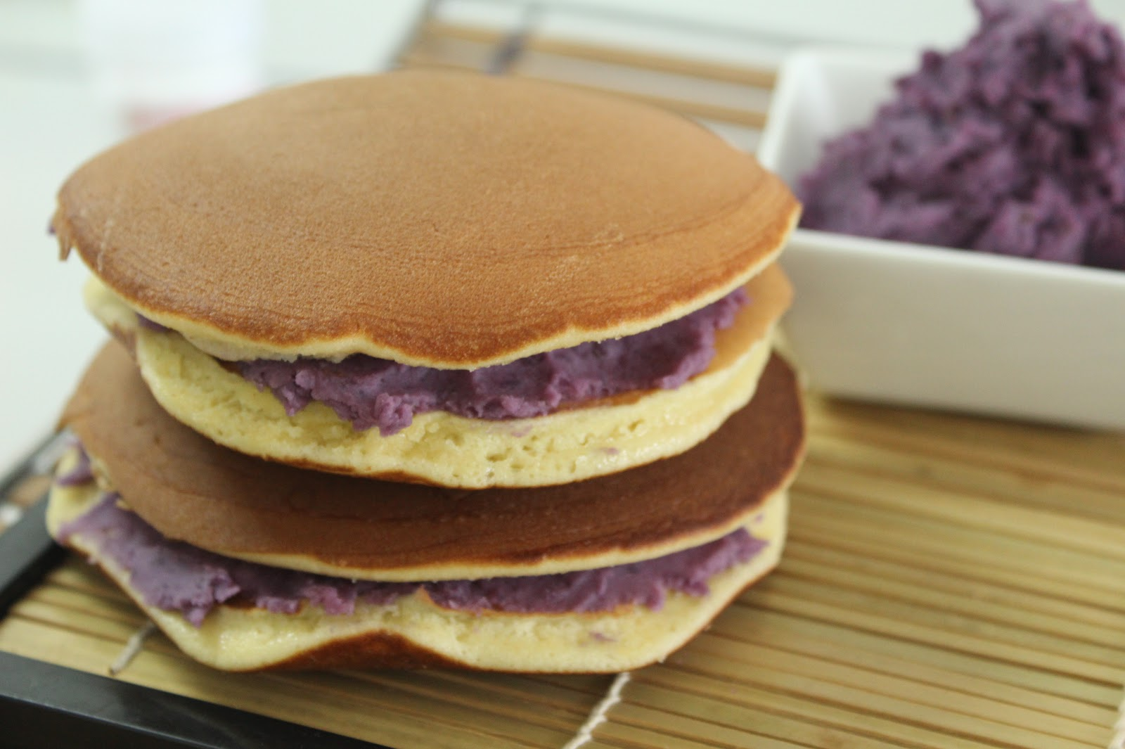 Japanese Hokkaido Cake Recipe: Apple Kitchen: Baking Class Schedule, Dataran Mentari