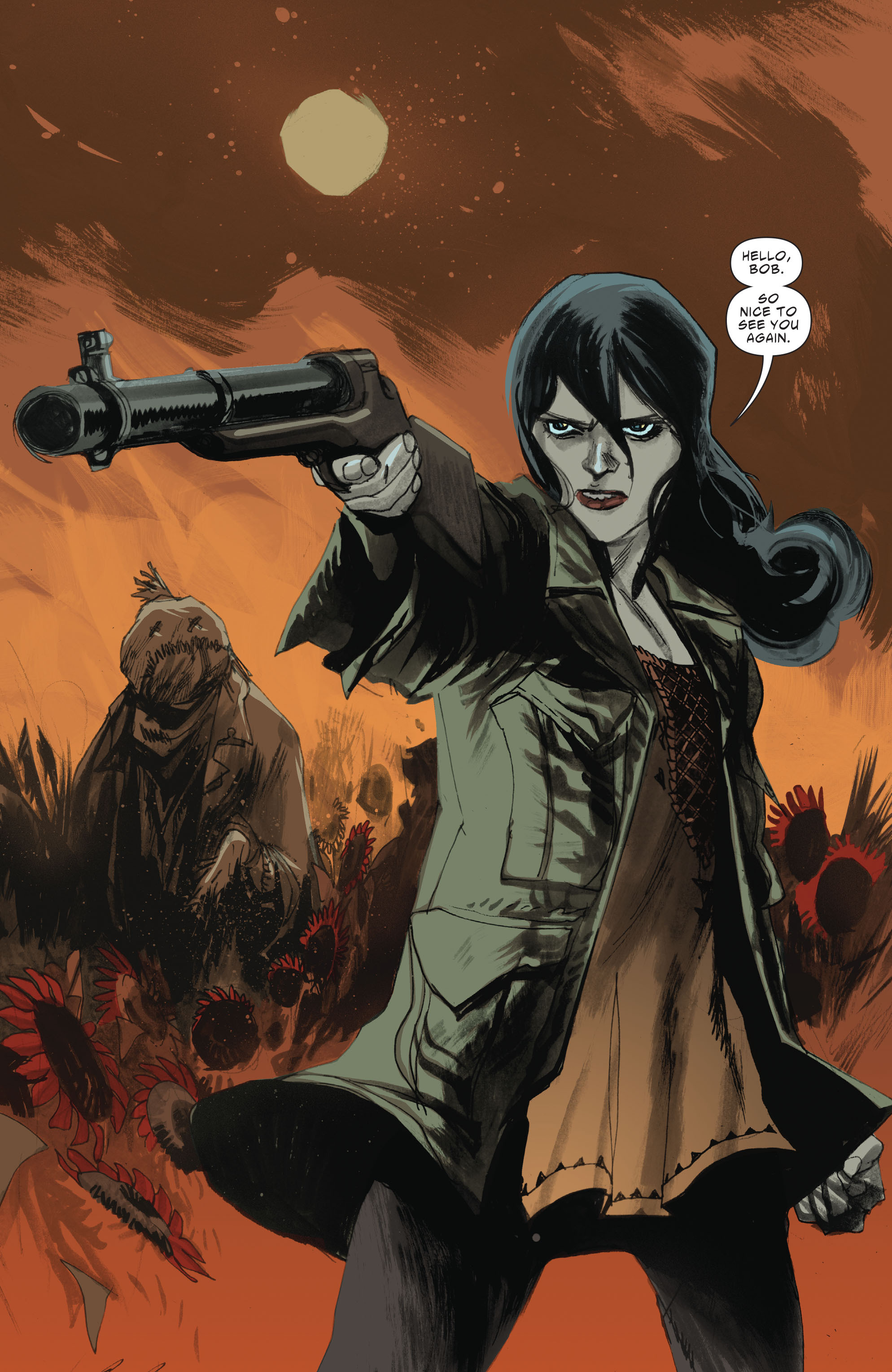 Read online American Vampire: Second Cycle comic -  Issue #1 - 8