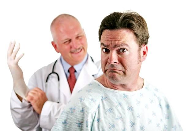 La importancia del examen del tacto para detectar cáncer de próstata