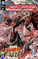 Os Novos 52! Lanternas Vermelhos #31