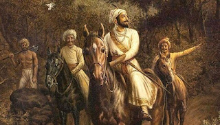 Shivaji In Jungle