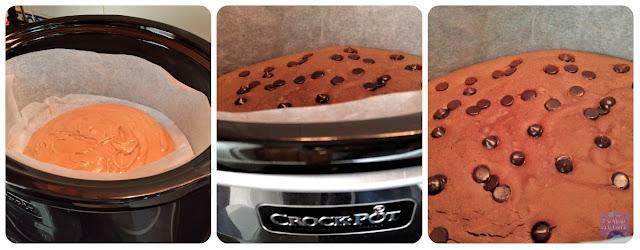 bizcocho calabacin cacao tapasafuegolento crockpot oster