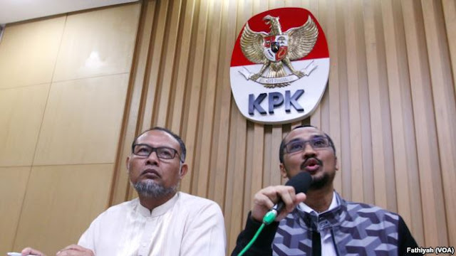 Mantan Wakil Ketua KPK Nilai Pemilu 2019 Curang