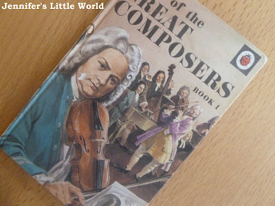 Ladybird Lives of the Great Composers Book 1