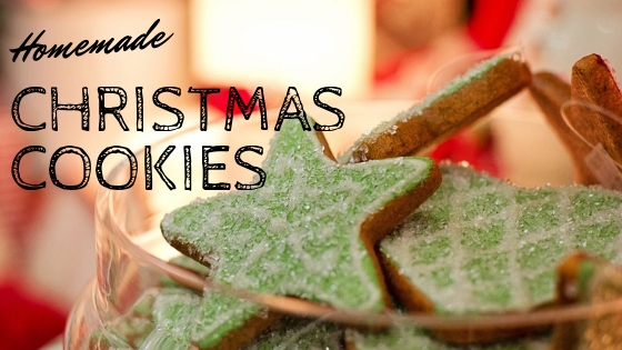 Homemade Christmas Cookies - a new tradition
