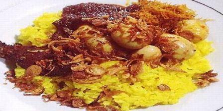 Nasi Kuning Samarinda