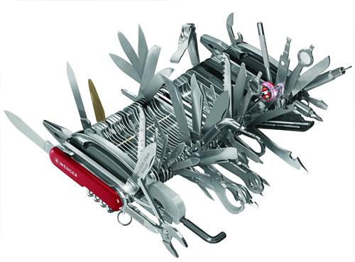 D R I N K S T E R Swiss Army Knife New Ethnic Models