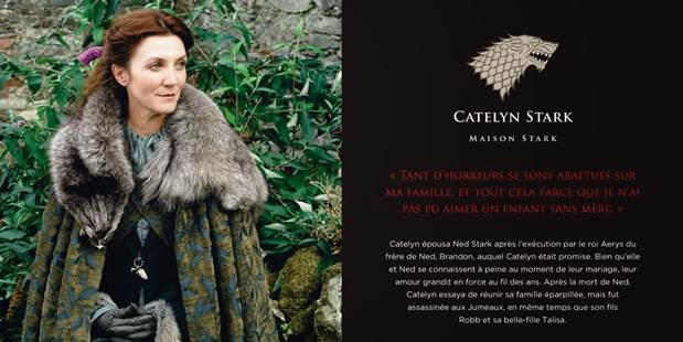 Game of Thrones : In Memoriam - Catelyn Stark
