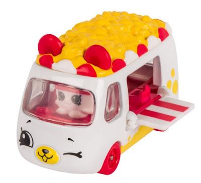 Игрушечная железная машинка для девочек поп-корн