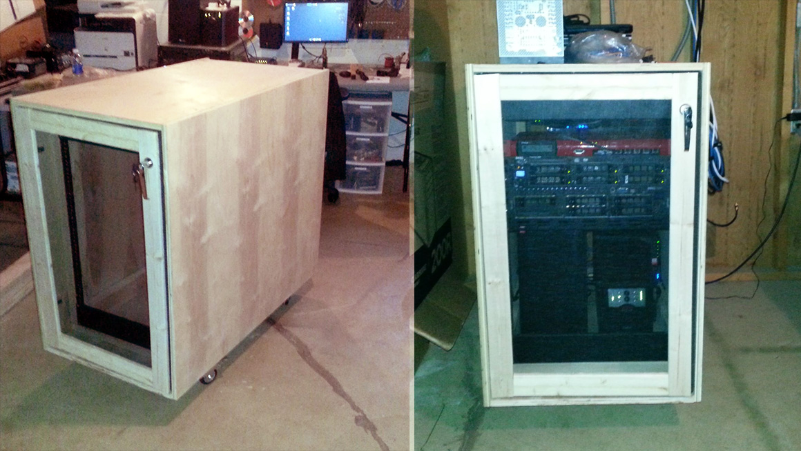 Here's one more from Imgur . Just the frame without cabinet and ...