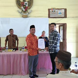 Asuransi Hewan Kerbau Bumdes Desa Tanjung Sejaro Pertama Di Sumsel