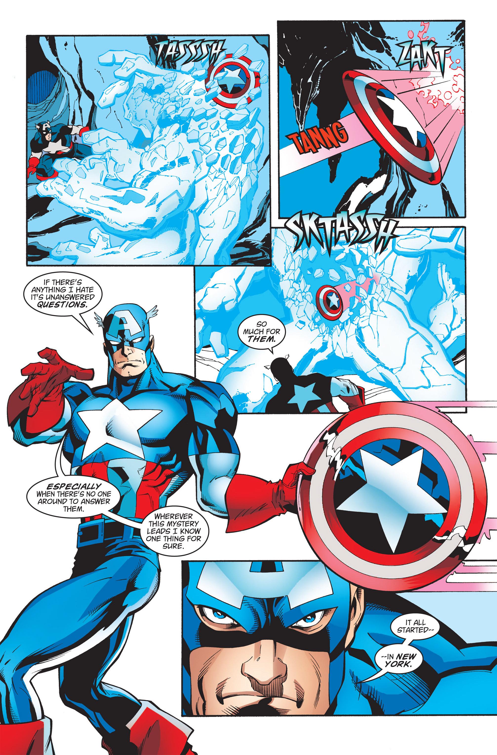 Captain America (1998) Issue #34 #40 - English 5