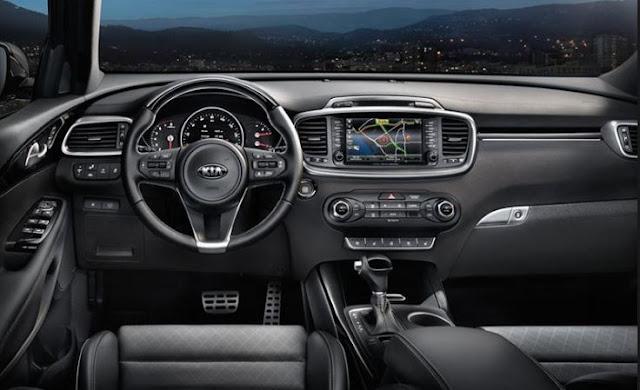 2017 Kia Soul Turbo Interior