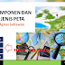 Power Point Interaktif Jenis-Jenis Peta
