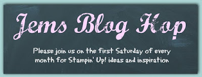 Back to the start of the Blog Hop!
