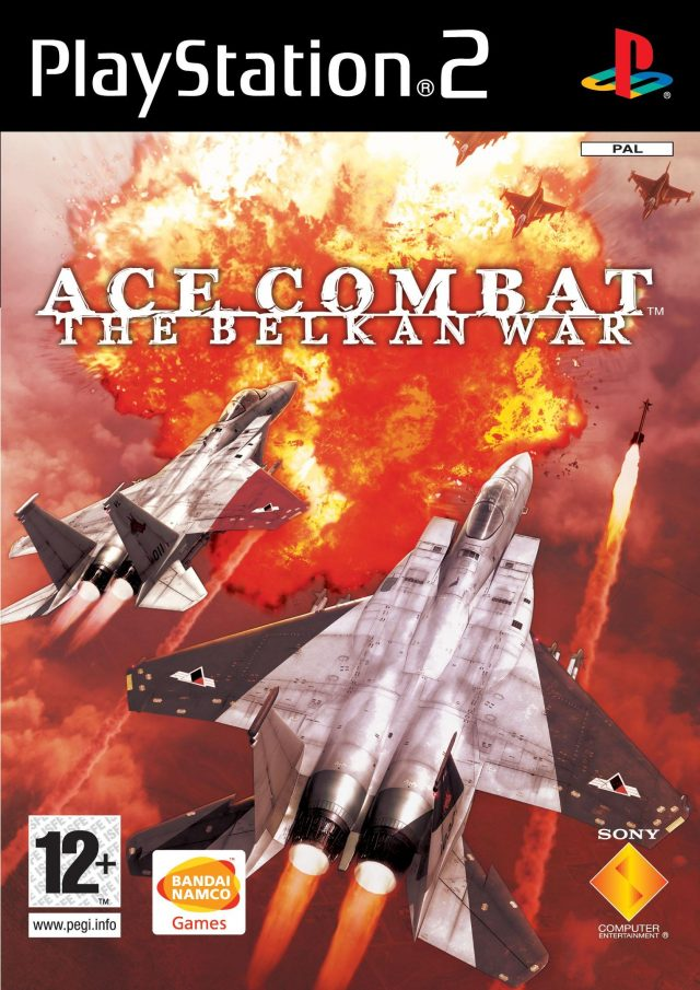 Ace Combat The Belkan War PAL PS2