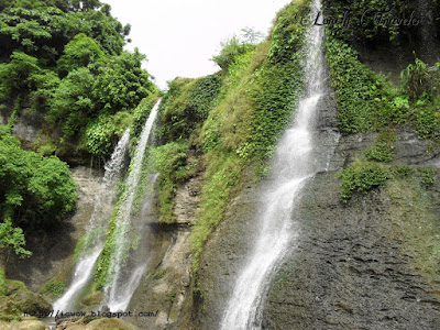 Suptadhara waterfall in Sitakunda