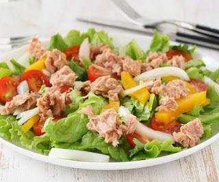 Salada Fria de Atum