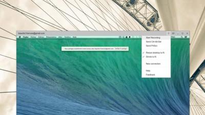 Google Kembangkan Perekaman Remote Desktop di Chrome