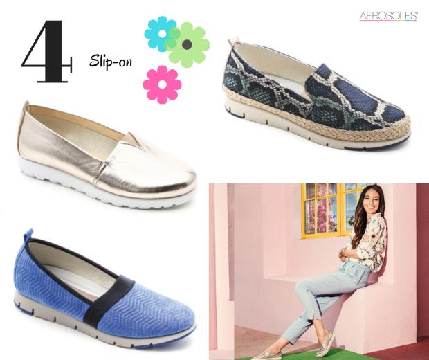 zapatos mujer moda Aerosoles primavera verano 2017 tendencias llevara