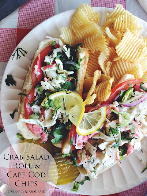 Crab Salad Roll