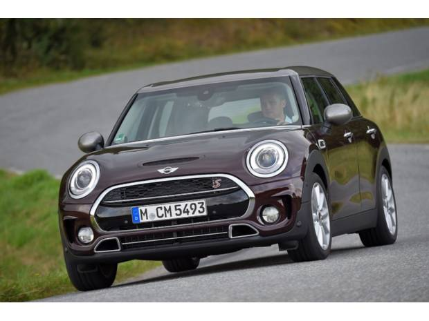 Test: Mini Clubman (3rd generation)