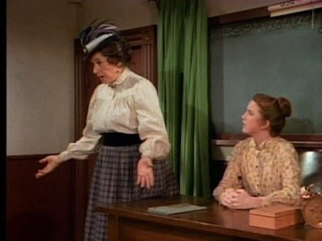 Little House on the Prairie - Season 7 Episode 16: Goodbye, Mrs. Wilder