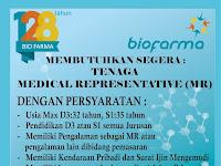 Lowongan Kerja Biofarma Terbaru 2018