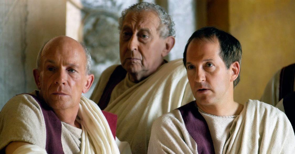 Ciudadanos en la antigua Roma
