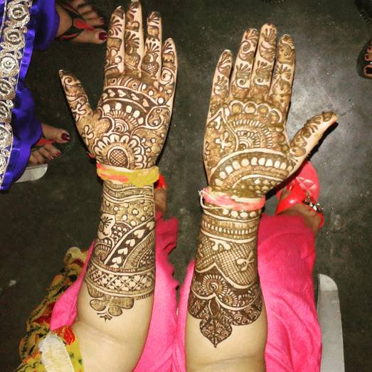 Mehandi Design for Hands 15