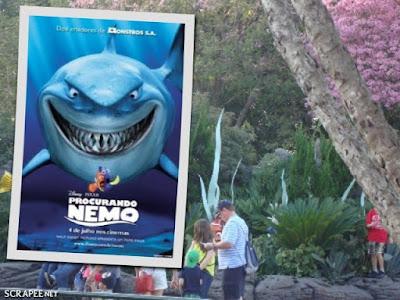 Filme Procurando Nemo