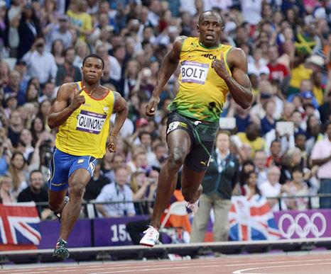 atleta ecuatoriano Alex Quiñonez