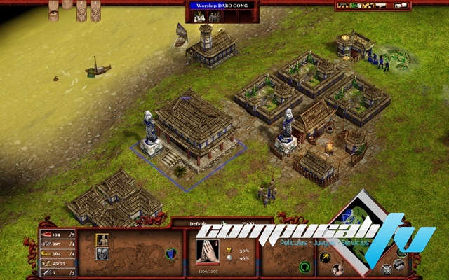 Age of Mythology Extended Tale of the Dragon PC Full Español