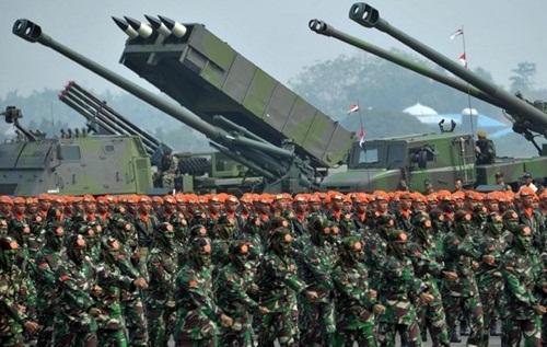 7 Negara Dengan Tentara Terbanyak Di Dunia
