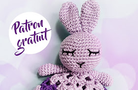 pattern baby toy bunny