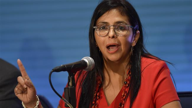 Venezuela's Foreign Minister Delcy Rodriguez resigns to seek seat in planned Constituent Assembly