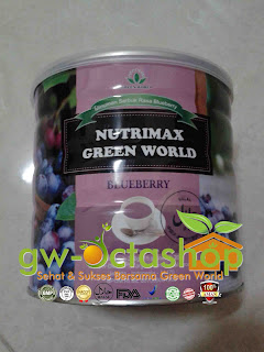 Green World Super Nutrition / Nutrimax