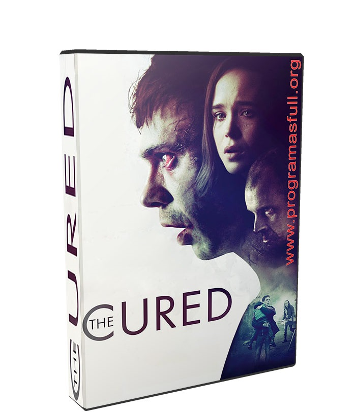 The Cured poster box cover