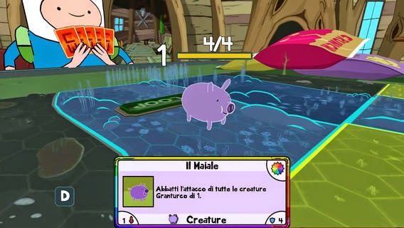 -GAME-Card Wars - Adventure Time