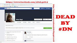 Akun Facebook Syiah 171-180