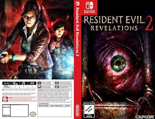 JOdmGbh - Resident Evil Revelations 2 Switch XCI + NSP