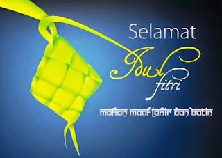 Kartu Ucapan Selamat Hari Raya Idul Fitri 2016 Terbaru 0001