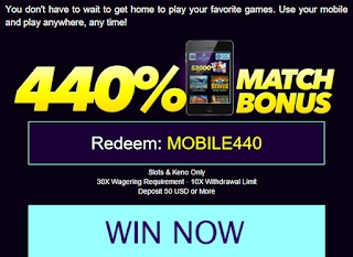 Mobile Reload bonus offer | Dreams Casino