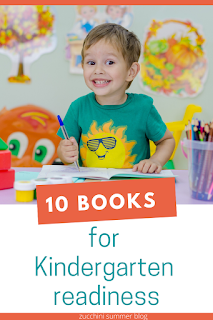 Preparing for kindergarten: 10 books to help your child get ready