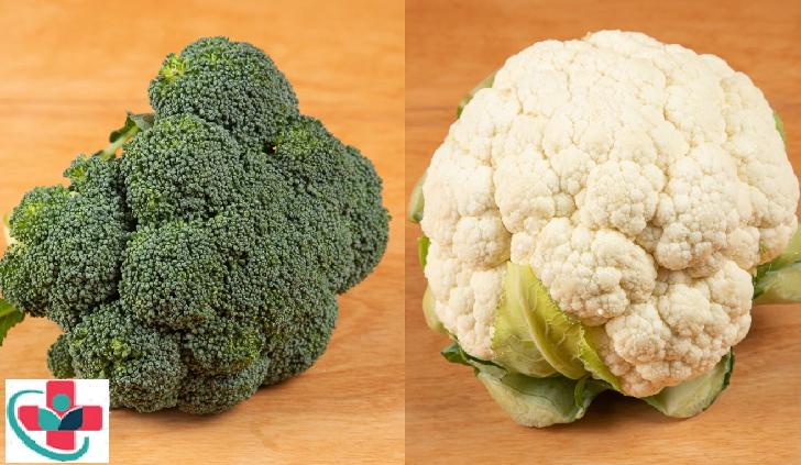 To keep broccoli or cauliflower crisp and fresh longer keep them in an open or perforated storage bags