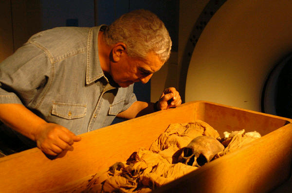 Resultado de imagen de La momia KV21B